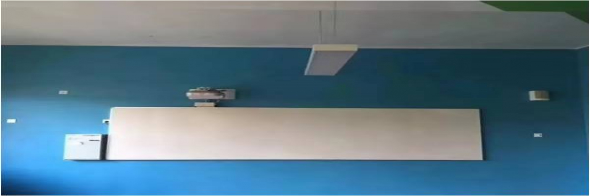 激光互动投影机